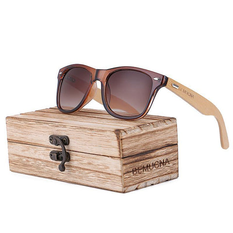 Bamboo Sunglasses Men