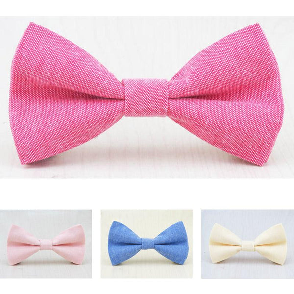 Bowtie Candy Colors Cotton