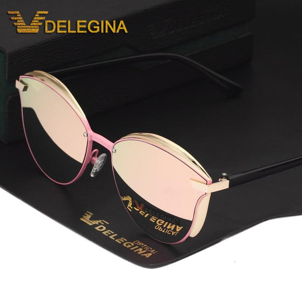 Cat Eye Glases Ladies Sun Glasses