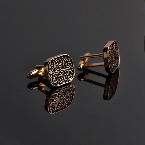Design carving high-quality Cufflinks