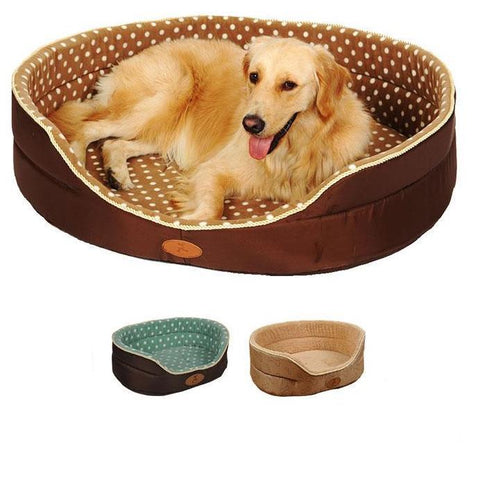 Double sided Pet bed House
