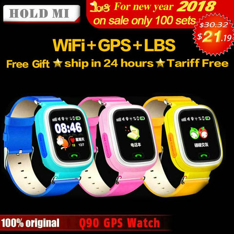 Fashion Touch Screen Smart Watch