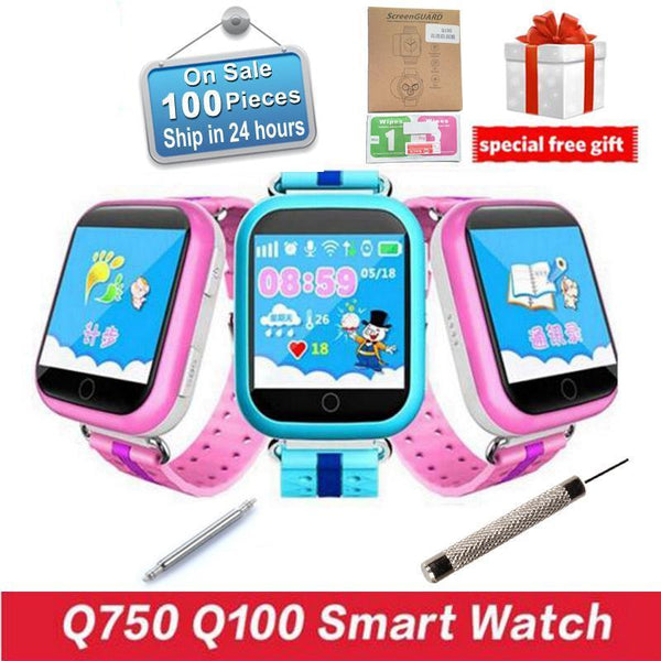 Original GPS Smart Safety Watch