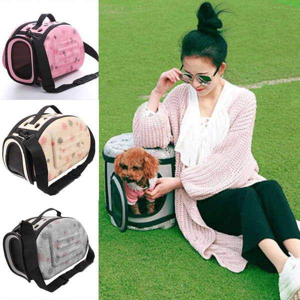 Pet Carrier Handbag Plastic