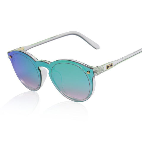 Reflective Mirror Sunglasses |