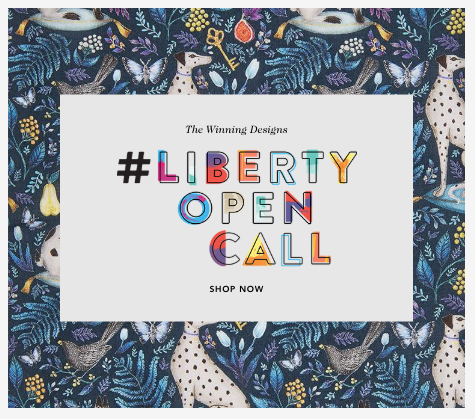 The Winning Designs - Liberty Open Call 2019