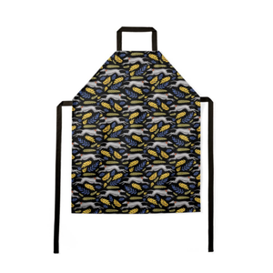 Greyhound Pattern Luxury Soft Apron - Handmade to Order in London