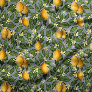 Lemon Grove Pattern Fabric