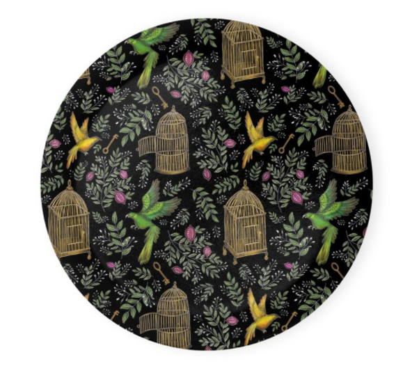 Opulenza Pattern Coaster Set - Made to Order in London