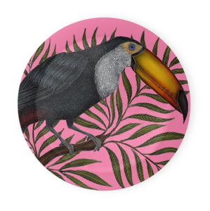Toucan Coaster Set of 4 - Made to Order in London