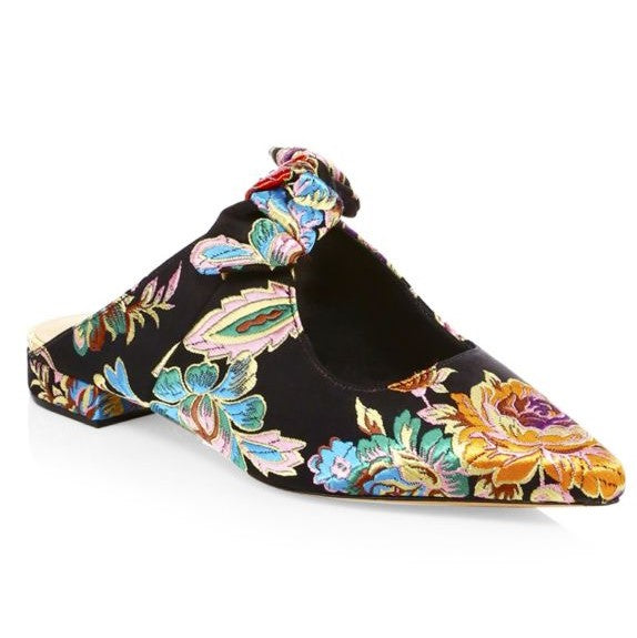 evelyn flat floral