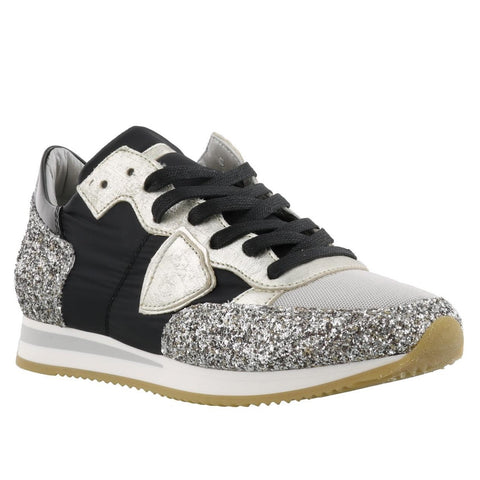 kids superstar sneakers grey