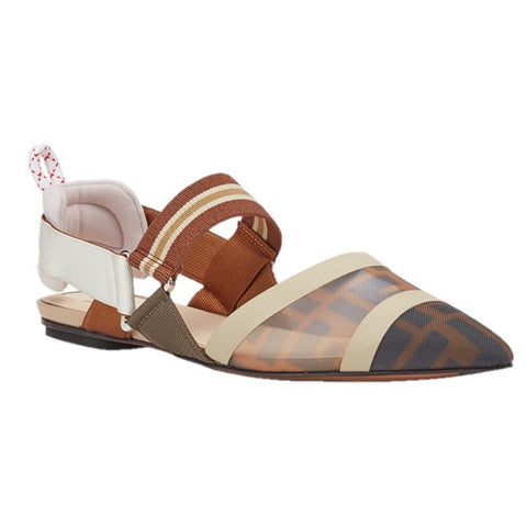 grella sandals nude brown
