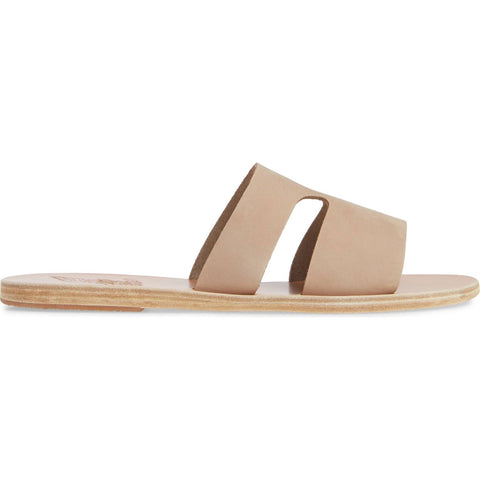 Mulussanhan Satin Two-Buckle Mule Sandal