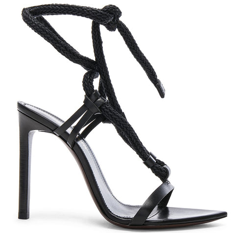 SAINT LAURENT Majorelle sandals