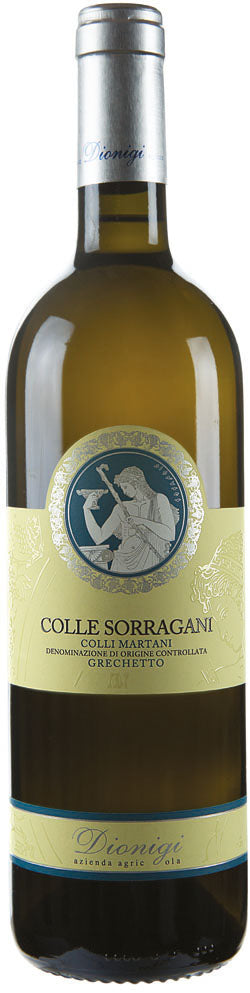 Colle Sorragani Grechetto DOC
