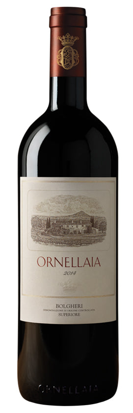 Ornellaia 2014 – L'essenza