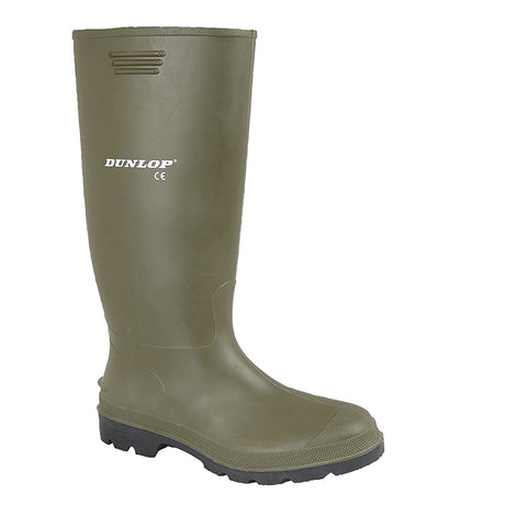 Dunlop Adult Wellington Green