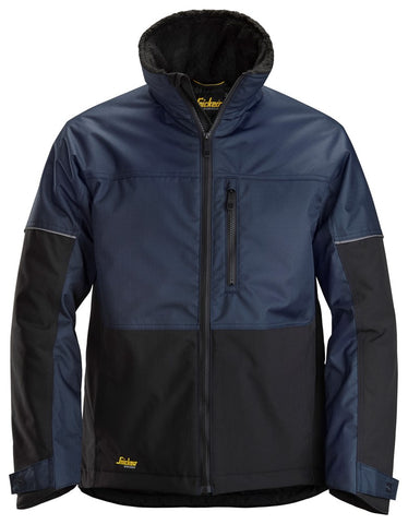 Snickers 1148 Allround Work Winter Jacket Navy