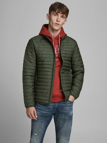 Jack & Jones JJRICK Padded Jacket Forest Night