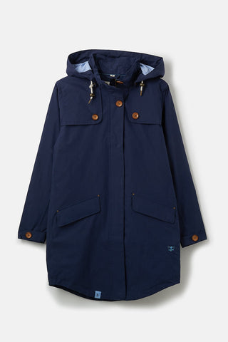 Lighthouse Ladies Rathlin Waterproof Breathable Jacket Night Sky