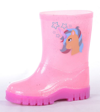 Kids Unicorn Welly