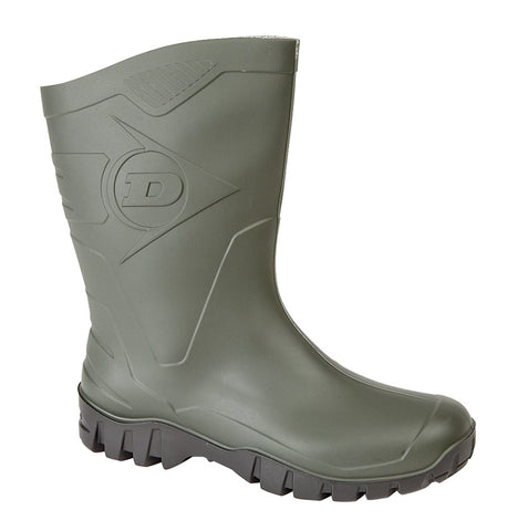 Dunlop Adult Half Calf Welly