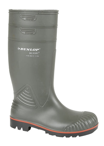 Dunlop Acifort Heavy Duty Full Safety Welly