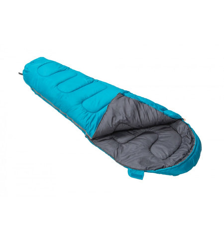 Vango Atlas 350 3 Season Sleeping Bag-BONDI BLUE