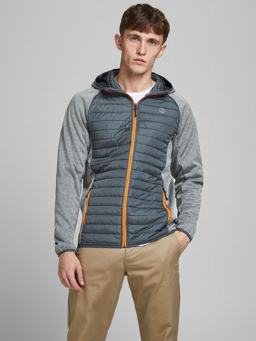 Jack & Jones JJEMULTI Jacket Grey Melange
