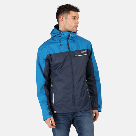Regatta Mens Highton Waterproof Jacket Nightfall