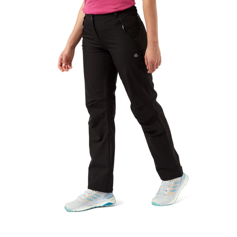 Craghoppers Ladies Airedale Waterproof Trousers Recycled CWW1173 RRP €80