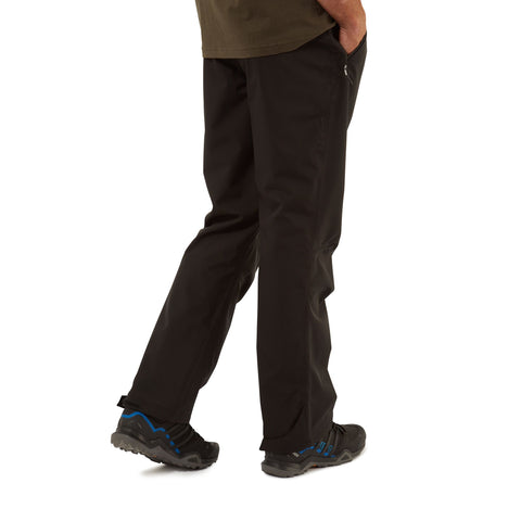 Craghoppers Steall Waterproof Breathable Fleece Lined Trousers Recycled CMW787 RRP €90