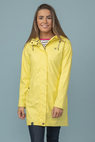 Lighthouse Ladies Bowline 2 Jacket Lemon