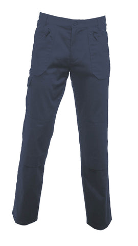 Regatta Mens Cullman Worktrouser Navy