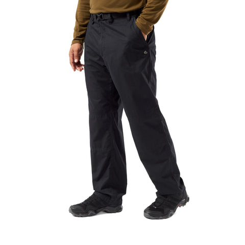 Craghoppers Mens Kiwi Classic Trousers - Recycled CMJ600 Navy RRP€75