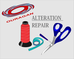 Apparel alteration or repair