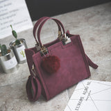 Casual tote bag large shoulder messenger