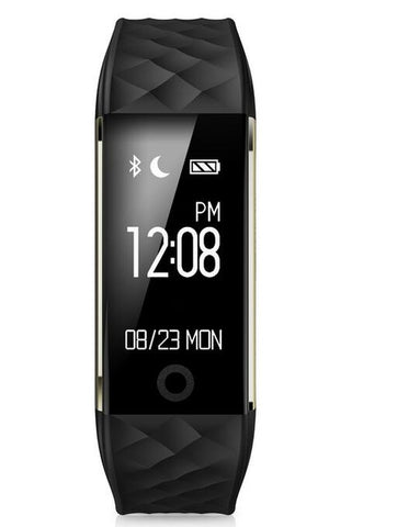 Smart watch (With Pedometer & Heart Rate Monitor)