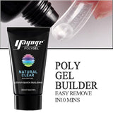PROGEL Poly Gel Nail Set