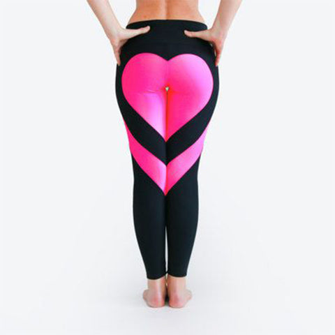 2018 New Love Leggings