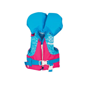 Obrien Pink Infant Nylon Vest
