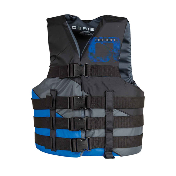 Obrien Men's 4-Belt Sport Vest (Adj)