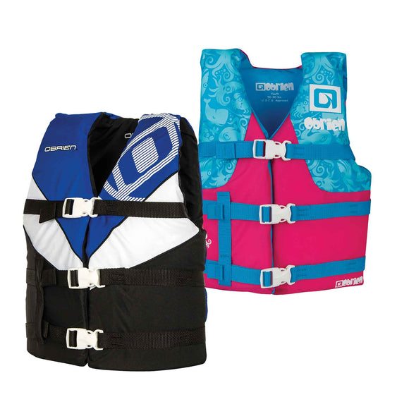 Obrien Child Nylon Vest