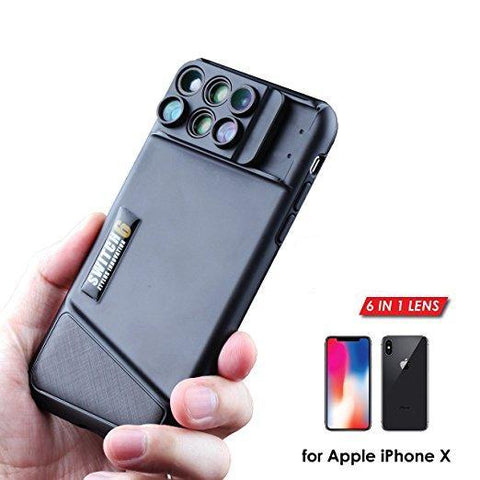 iPhone X Case-Dual Camera Lens 6 - gohobbyworld