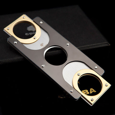 Cohiba Double Blades Cigar Cutter