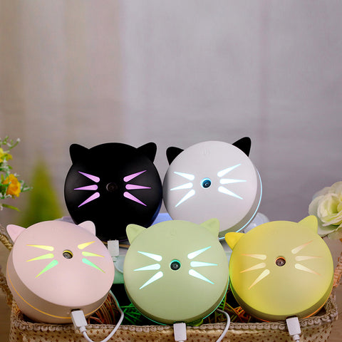 Cute Cat USB Humidifier - gohobbyworld