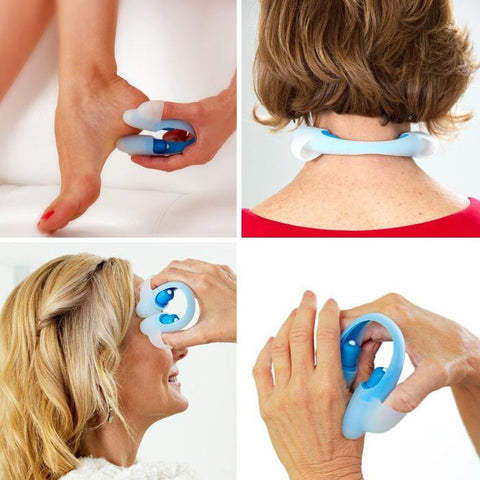 Body Massage Tool Hand Vibrating