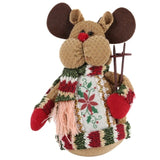 Christmas Cute Elf   -  Home Decorations