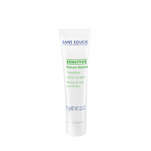 Sans Soucis Sensitive Herbal Day Balm - Travel Size